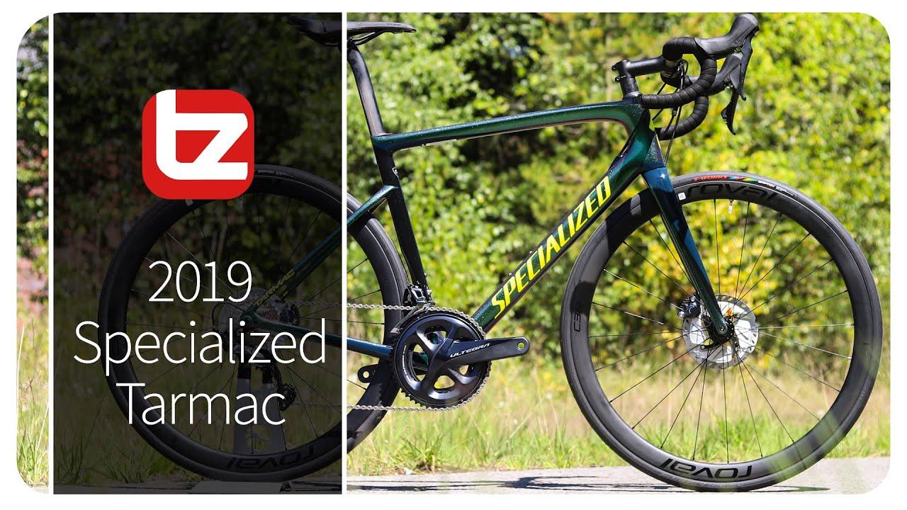 0d4ee06cefa 2019 Specialized Tarmac | Range Review | Tredz Bikes - YouTube