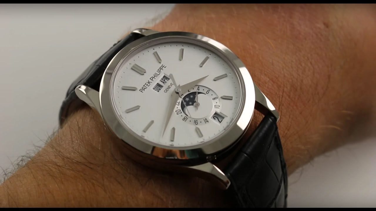 P Philippe Watch Patek Philippe Annual Calendar 5396g 011 Watch Review