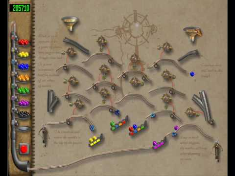 Walkthrough: Marble Drop - 21 Philo von Byzanz / Philo of Byzantium