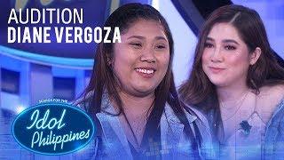 Diane Vergoza - Beautiful | Idol Philippines Auditions 2019