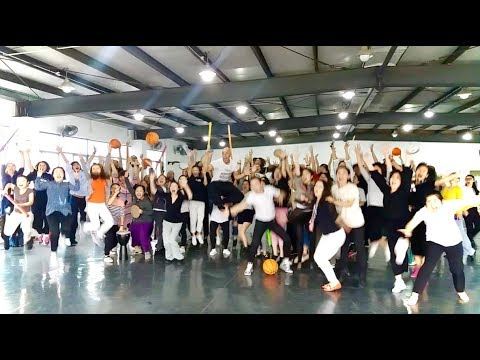 La mia Shanghai - BODY PERCUSSION Training for teachers 2017