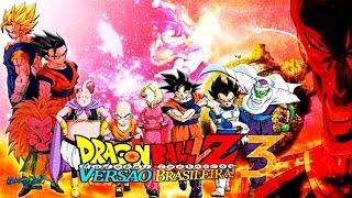 Dragon Ball Z Budokai Tenkaichi 3 Versão Brasileira - Menus + Shenlong Em Português BR