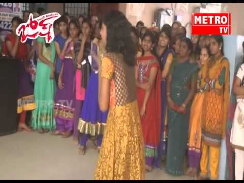 JOSH Program in Sri Gayatri jr College Chandanagar