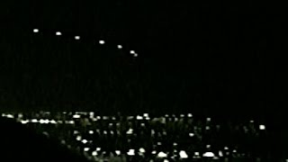The Phoenix Lights Have Returned
