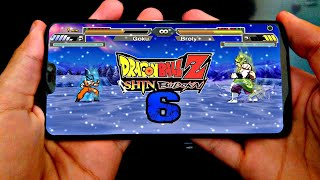 Gambar cover How to download dragon ball z shin budokai 6 on Android PPSSPP