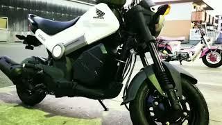 Honda NAVI 110 cc review!