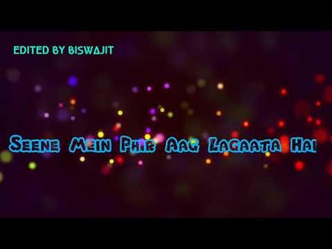 DIL TO PAGAL HAI WHATSAPP LYRICAL STATUS VIDEO ||WHATSAPP LYRICAL VIDEO STATUS