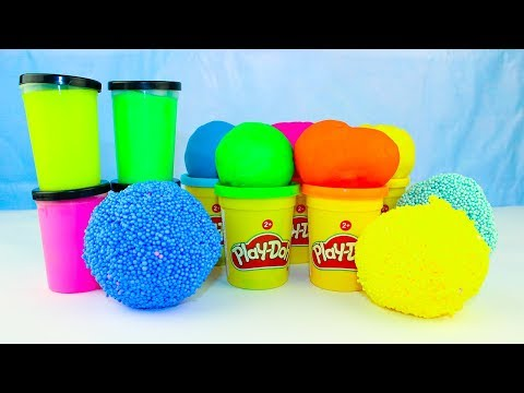 Learn Colors with Paw Patrol Surprise Play Doh Best learning Colors video for children Toddlers