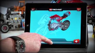 Lego® Technic - Building Instructions App