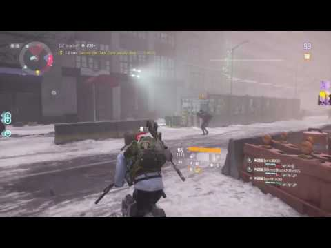 The Division 1.5 Six man group exposed