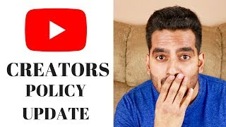 Youtube New Monetization Policy  2018! Tips For Surviving