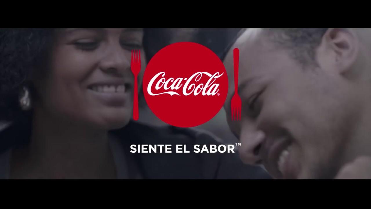 Anuncio Coca Cola Es Hora De Juntarnos A Comer 2019 Completo Youtube