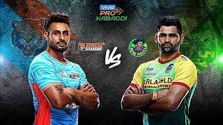Pro Kabaddi Highlights in HINDI: Patna Pirates beat Bengal Warriors   Sports Tak