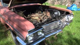 1963 Buick Invicta wagon Part 2