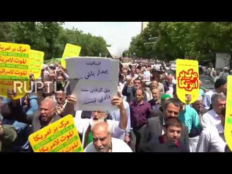 Iran: Tehran demands justice for Palestinians killed at Gaza border
