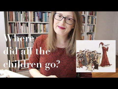 The True History of The Pied Piper of Hamelin | Fairy Tales With Jen
