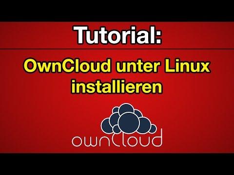 Tutorial: OwnCloud installieren (Linux) [Deutsch] [Full-HD]