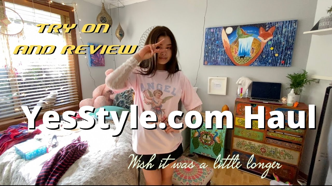 [VIDEO] – CUTE SPRING THINGS – YES STYLE  –  TRY ON HAUL – Super Cute