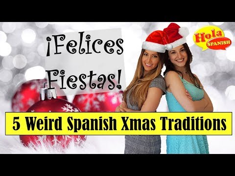 5 Christmas Traditions From Latin America and Spain | HOLA SPANISH