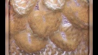рисунок чешуйки крючком ( крокодиловая кожа ), вязание крючком
