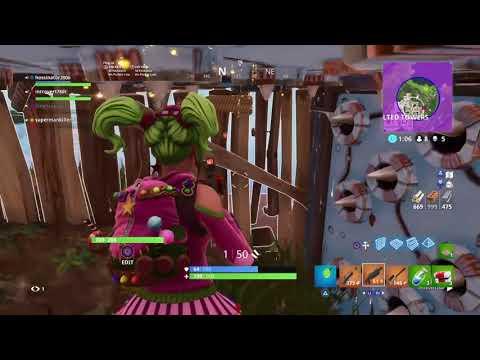 Fortnite no scope game winning kill