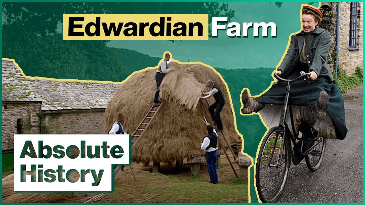 Download How The Edwardians Prepared Their Farms For Winter | Edwardian Farm | Absolute History