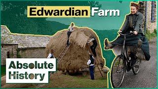 The Dangers Of Limestone Dust   Edwardian Farm EP1   Absolute History