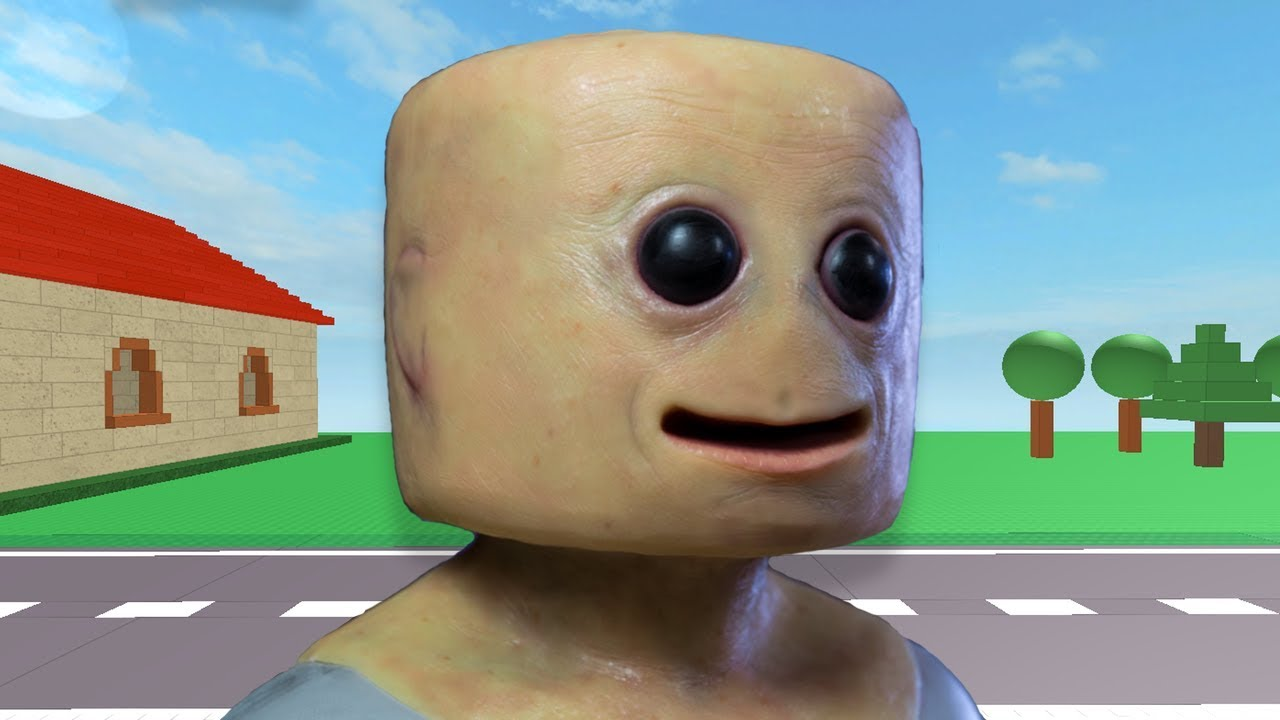 Roblox Fat Paps Song Scary Roblox Games Youtube