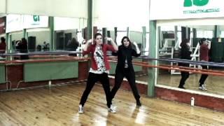 DemDivas - Laugh Till You Cry - choreo by Muhhy