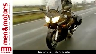 Top Ten Bikes - Sports Tourers