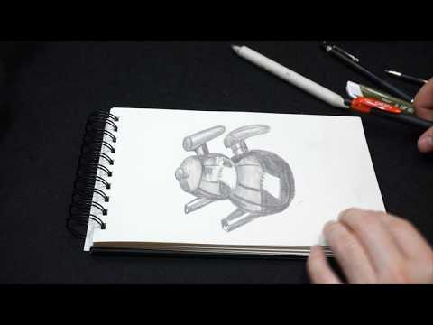 How To Draw Basic Teapot  #7
