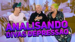 Tag namorados com Divas Depressão | #HottelMazzafera