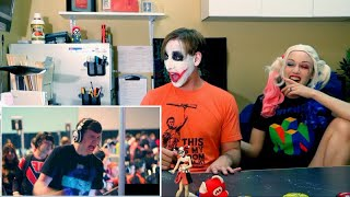 Video JOKER & HARLEY: Try Not To Laugh Challenge #9 [Video Game Fails] download MP3, 3GP, MP4, WEBM, AVI, FLV Juli 2018