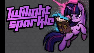 Repeat youtube video MLP Fighting is Magic - Twilight Sparkle Stage Theme