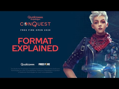 [HINDI] CONQUEST: FREE FIRE OPEN 2020 | FORMAT EXPLAINER