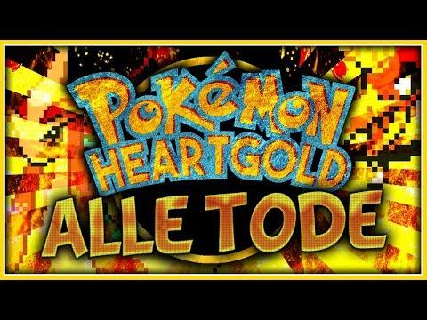 Pokémon Heartgold: Alle Tode Zusammenschnitt!
