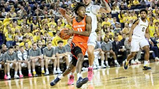 Top plays and illini sports network radio calls from the 21tst-ranked illini's 64-62 road win at michigan on jan. 25, 2020.