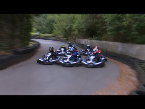 IST Charity Karting Challenge 2017   In Aid of Teenage Cancer Trust