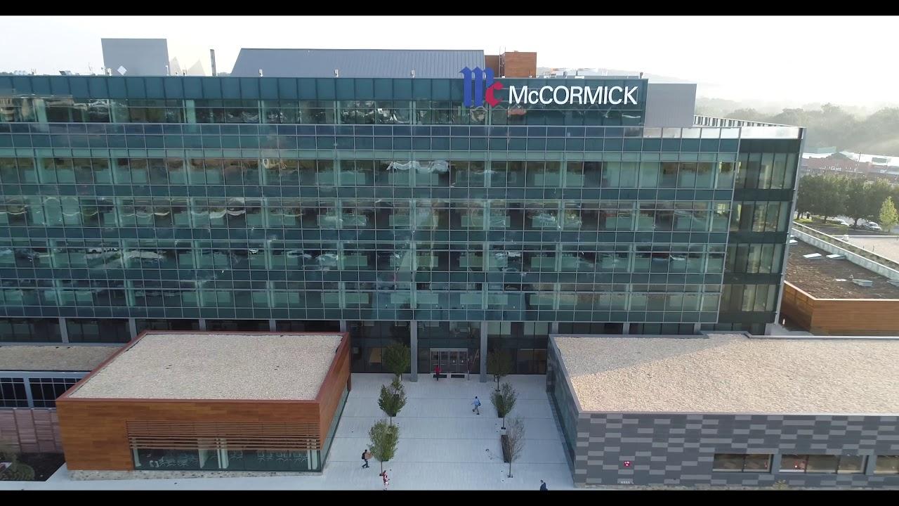 McCormick & Co  Opens Its New Global Headquarters