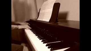 【ピアノ】 君が好きだと叫びたい (SLAM DUNK 主題歌)