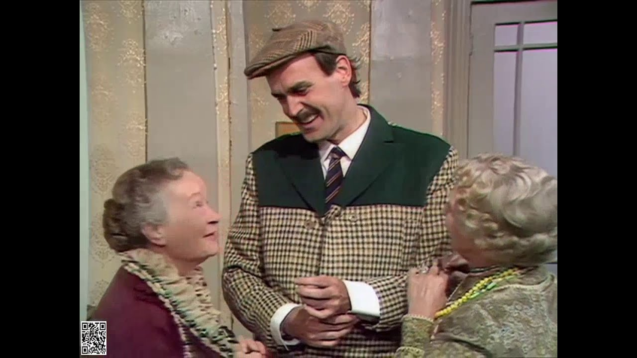 Fawlty Towers – S1, Ep2 – The Builders