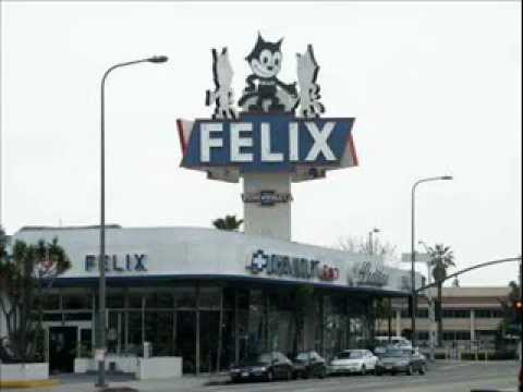 Amazing Shall Felix The Cat Be Preserved? A Los Angeles Controversy (2007)   YouTube