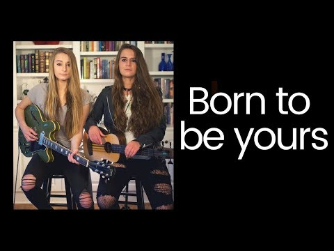 Born to Be Yours - Kygo & Imagine Dragons - a short acoustic cover - Facing West