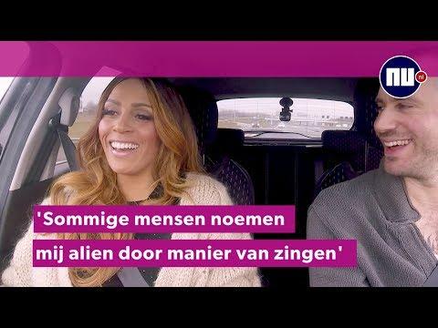 In de auto met Glennis Grace: 'AGT drong 'single mom'-imago op'