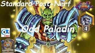 Hearthstone: Odd Paladin #3: Boomsday (Projeto Cabum) - Standard Constructed Post Nerf