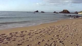 Northern Ireland beautiful beach