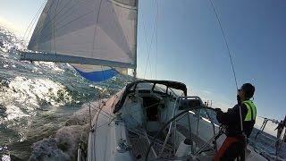 X-Yachts X-37 QiXi | 2015 solo sailing