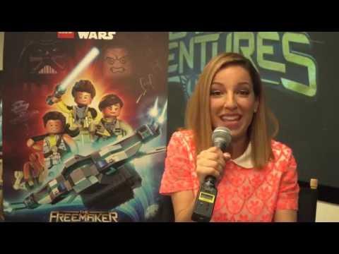 LEGO Star Wars: The Freemaker Adventures  Vanessa Lengies