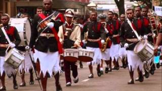 Isa Lei - Fijian Farewell song performed by the Fijian Police Band