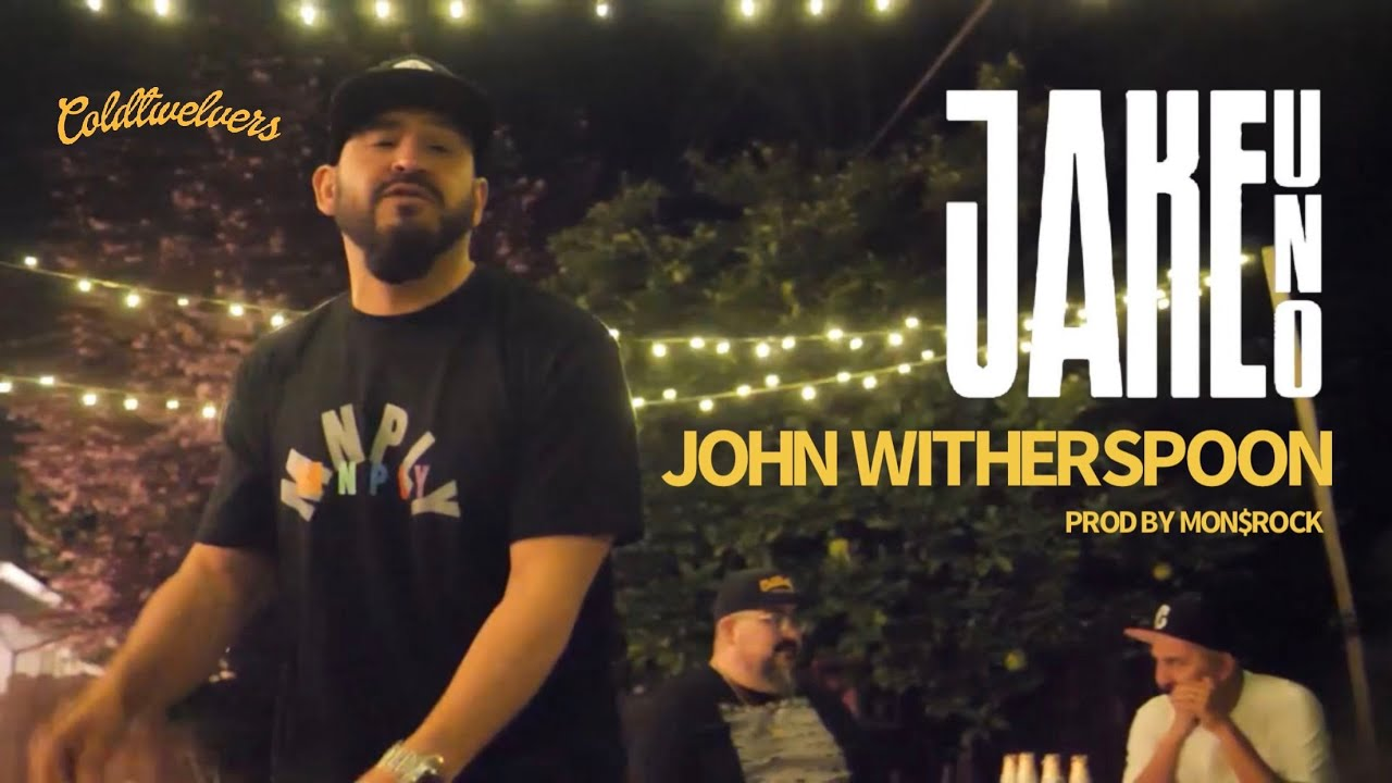 """New Video from Jake Uno - """"John Witherspoon"""""""